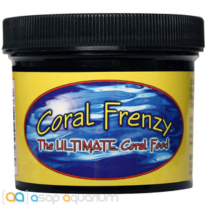 Coral Frenzy The Ultimate Coral Food 28g - ASAP Aquarium