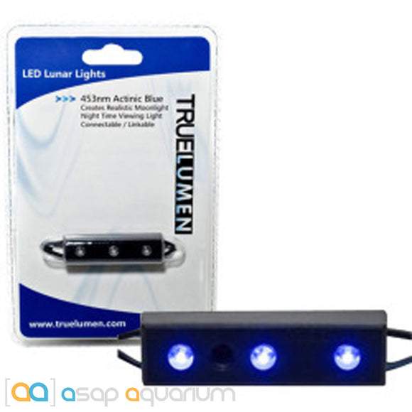Current USA TrueLumen 453nm Blue LED Lunar Light - ASAP Aquarium  - 1