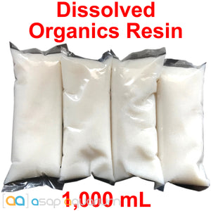ZERO ORGANICS Resin 1000 mL PLUS Filter Bag - ASAP Aquarium