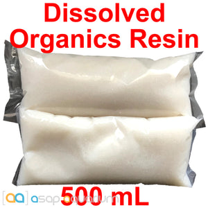 ZERO ORGANICS Resin 500 mL PLUS Filter Bag - ASAP Aquarium