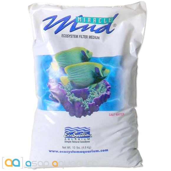 EcoSystem Aquarium Miracle Mud Substrate 10 lb - ASAP Aquarium