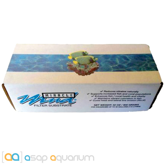 EcoSystem Aquarium Miracle Mud Substrate 2 lb - ASAP Aquarium