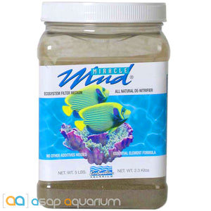 EcoSystem Aquarium Miracle Mud Substrate 5 lb - ASAP Aquarium