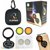 Flipper Flip Kick Smart Phone Camera Filters & Kick Stand