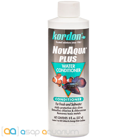 Kordon NovAqua Plus 8 oz - ASAP Aquarium