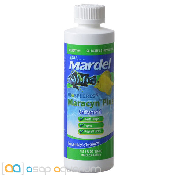 Mardel Maracyn Plus Antibacterial Medication 8 oz