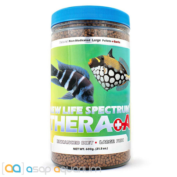 New Life Spectrum THERA +A Large Pellet 600g Fish Food - ASAP Aquarium