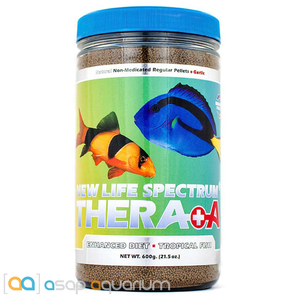 New Life Spectrum THERA +A Regular Pellet 600g Fish Food