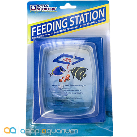 Ocean Nutrition Feeding Frenzy Feeding Station - ASAP Aquarium