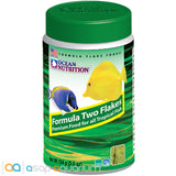 Ocean Nutrition Formula Two Flakes 154 grams (5.5 oz) Fish Food - ASAP Aquarium