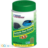Ocean Nutrition Formula Two Pellets SMALL 400 grams (14 oz) Fish Food