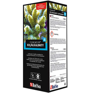 Red Sea Reef Foundation B, 1 Liter - ASAP Aquarium