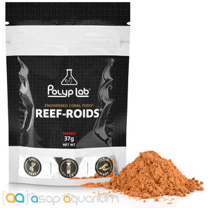 Polyp Lab Nano Reef-Roids Coral Food 37 grams Planktonic Coral Food
