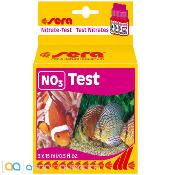Sera Nitrate NO3 Test Kit - ASAP Aquarium