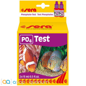 Sera Phosphate PO4 Test Kit - ASAP Aquarium