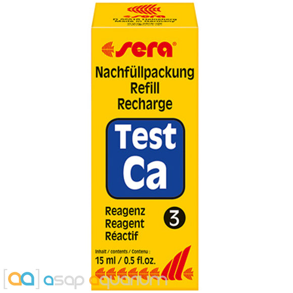 Sera Calcium CA Test Kit Refill 15mL (0.5 oz) Reagent 3