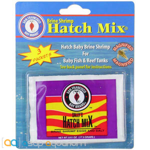 San Francisco Bay Brand Brine Shrimp Hatch Mix 3 Pack