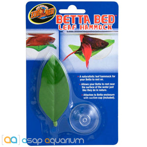 Zoo Med Betta Bed Leaf Hammock - ASAP Aquarium