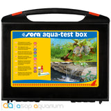 Sera Freshwater Aqua Test Box - International Version (with Copper Test)