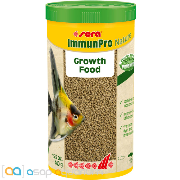 Sera ImmunPro Nature Growth Food 1,000mL