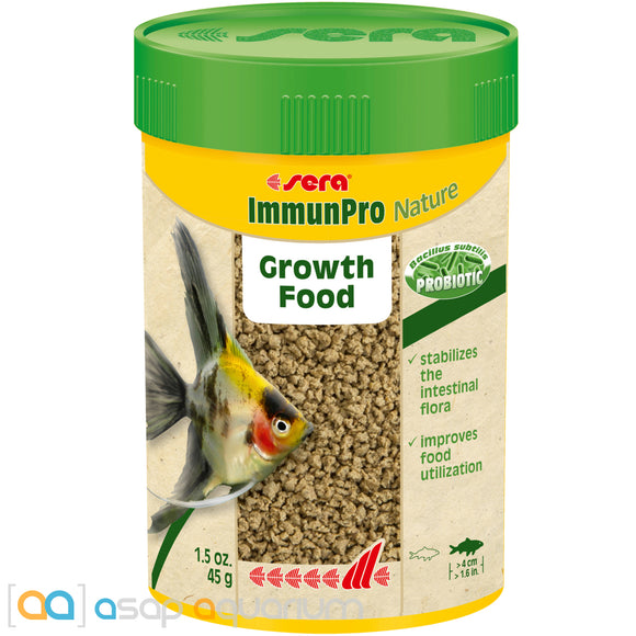Sera ImmunPro Nature Growth Food 100mL