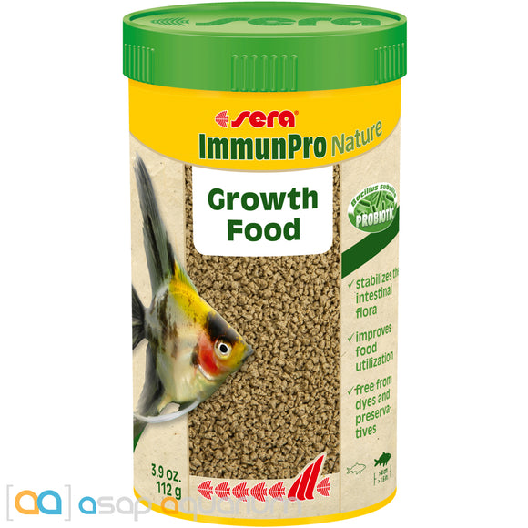 Sera ImmunPro Nature Growth Food 250mL
