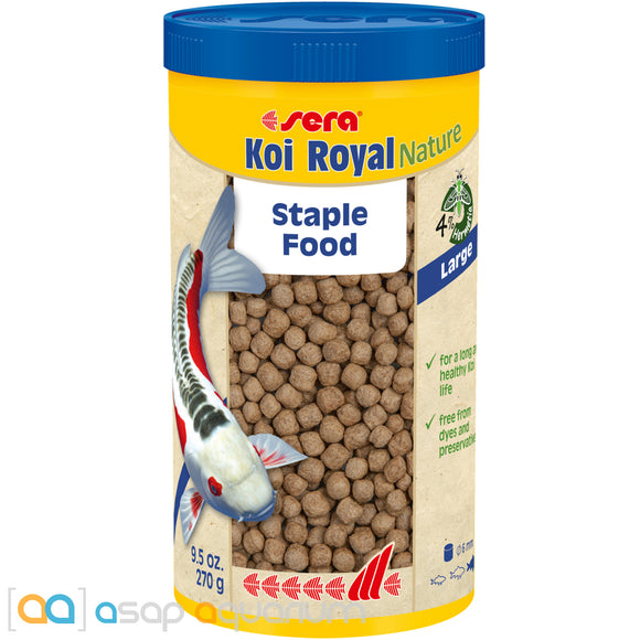 sera Koi Royal Nature Large 1000mL 6mm Pellets