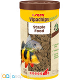 Sera Vipachips Nature Fish Food Chips 1,000mL
