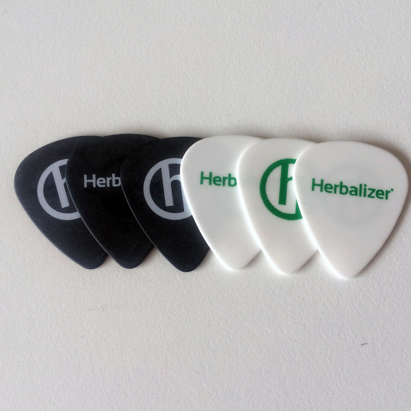 Herbalizer 6-Pack Guitar Picks