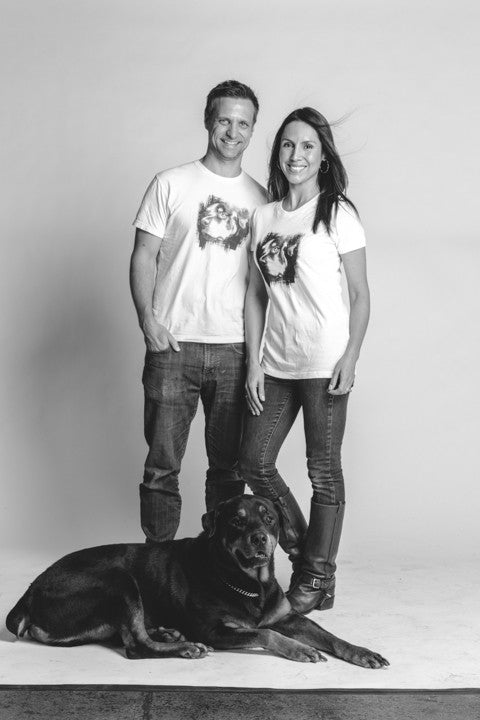 Men's Black Beauty Breed Official T-Shirt