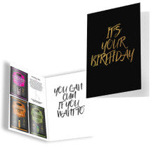 NAUGHTY NOTES GREETING CARDS X5 TYPES