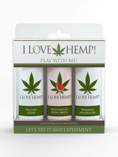 I LOVE HEMP PLAY WITH ME