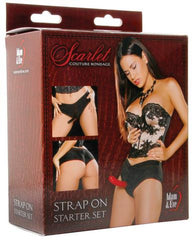 Scarlet- Strap-On Starter Set - Adults Dreams