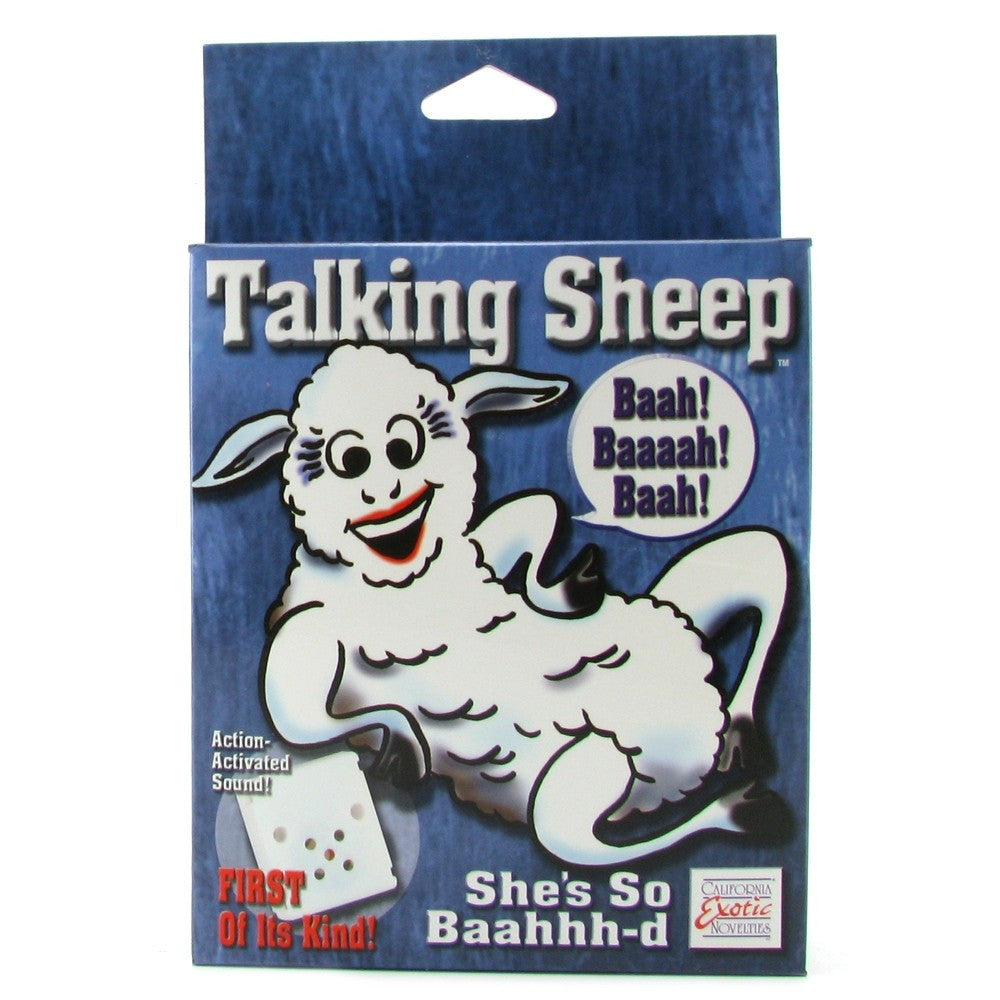 Talking Sheep - Adults Dreams
