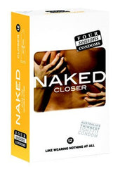 Naked Closer Condoms - Adults Dreams