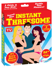Travel-Size Instant Threesome - Adults Dreams