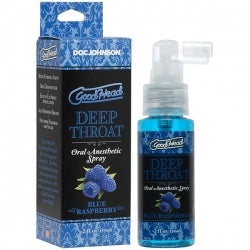GoodHead Deep Throat Spray - Adults Dreams