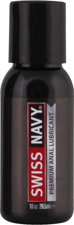 Swiss Navy Anal Lubricant 29.5ml - Adults Dreams