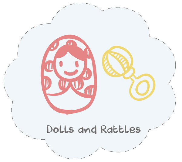 Dolls and Rattles