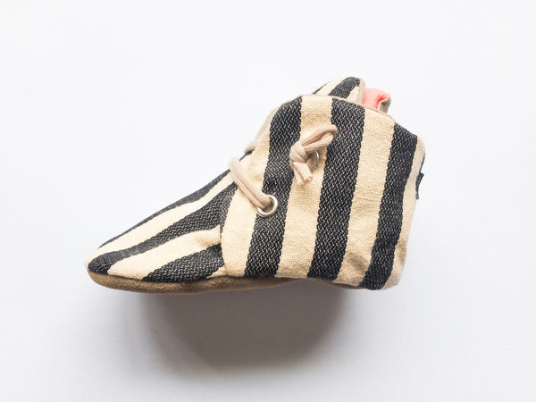 Baby shoes | French Stripy Bootie