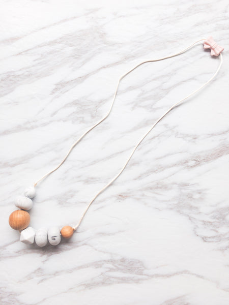 Teething Necklace | Freda