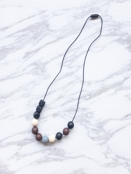 Teething Necklace | Bold