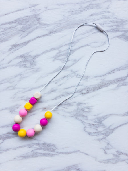 Teething Necklace | Fantasy