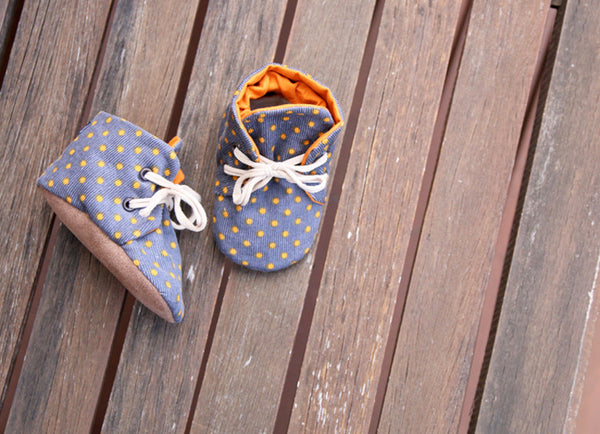 Baby shoes | Honey Crunch Booties