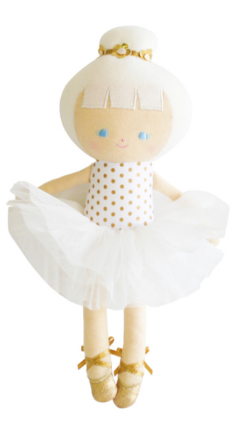 Dolls and Rattles | Alimrose Ballerina Doll - Grace