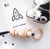 Teething Toy | Jetson Rattle