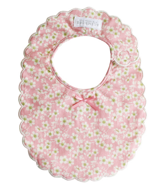 Baby Essentials | Alimrose Bib - Cherry Nest