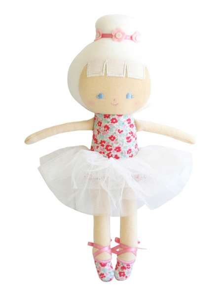 Dolls and Rattles | Alimrose Ballerina Doll - Emma