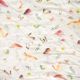 Baby Essentials | Swaddle - Woodland Gnome