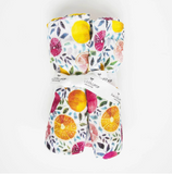 Baby Essentials | Swaddle - Summer Citrus